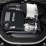 Двигатель S55 под капотом BMW M4 F83