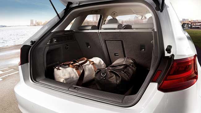 Багажник Audi A3 Sportback Typ 8V