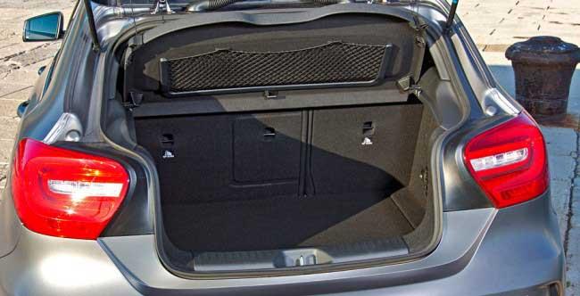 Багажник Mercedes-Benz А-класс W176