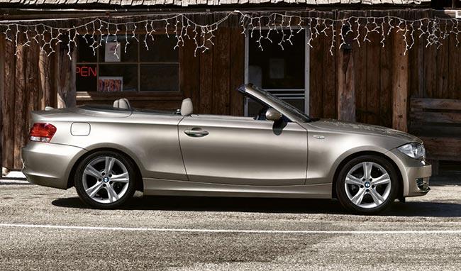 Кабриолет-BMW-1-серии-Е88