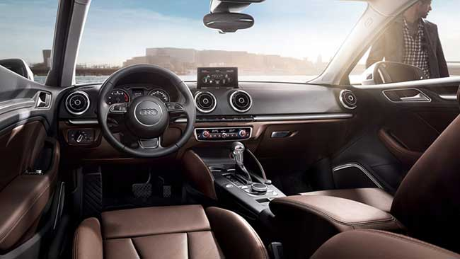 Салон Audi A3 Sportback Typ 8V