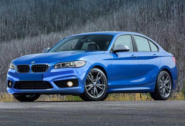 BMW 1 Sedan - через PS