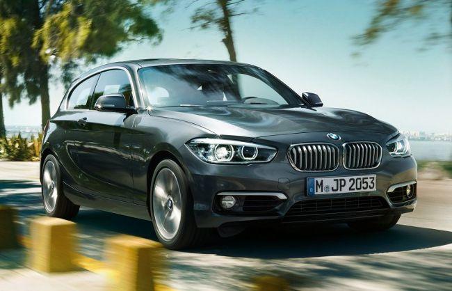 BMW F21 LCI 2015
