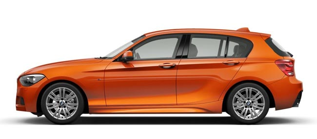 Double-spoke style 383 M и Valencia Orange