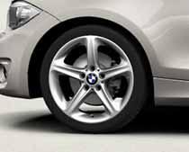 Star-spoke style 264 на BMW 1