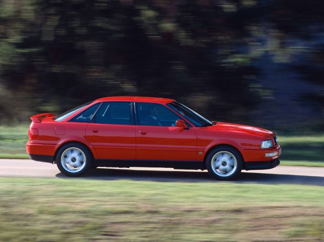 Audi 80 quattro Competition B4 - 1994 год