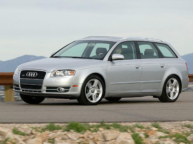Audi A4 Avant B7 - 2004–08