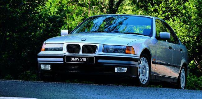 BMW 3 Series E36 318i Sedan