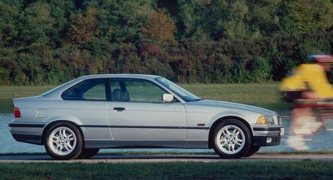 BMW 3 Series E36 318is Coupe