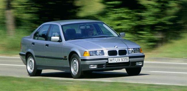 BMW 3 Series E36 318tds Sedan