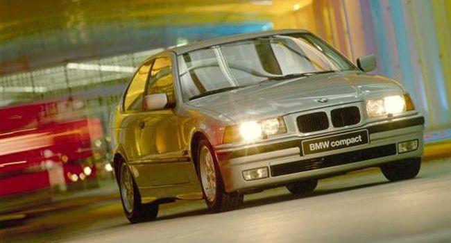 BMW 3 Series E36 318ti Compact
