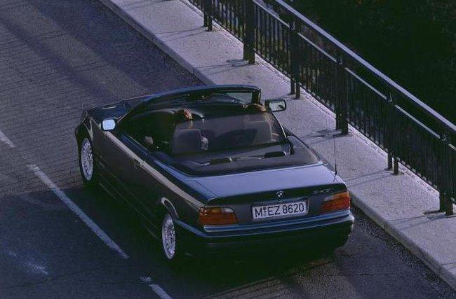 BMW 3 Series E36 323i Cabriolet
