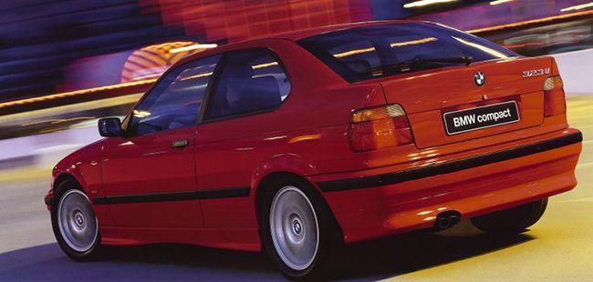 BMW 3 Series E36 323ti Compact