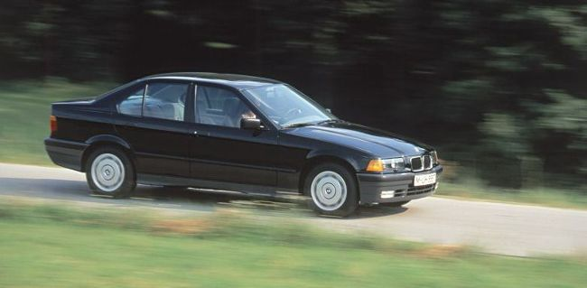 BMW 3 Series E36 325tds Sedan
