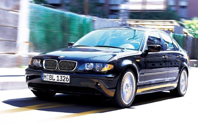BMW 3 Series E46 - четвертое поколение 3 серии