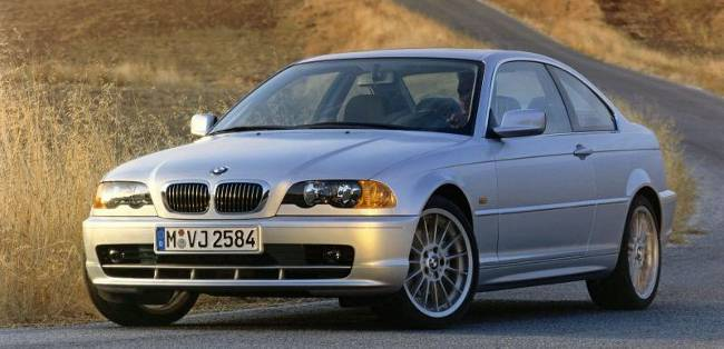BMW 3 Series E46 320Cd Coupe