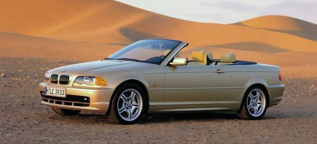 BMW 3 Series E46 320Ci Cabrio