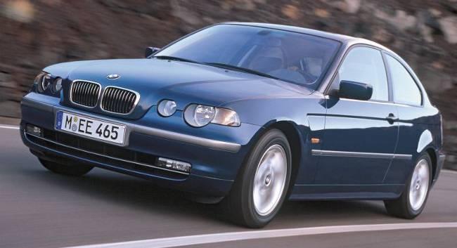 BMW 3 Series E46 320td Compact