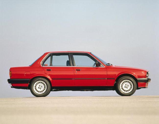 BMW E30 3 Series - 316i 1987 года
