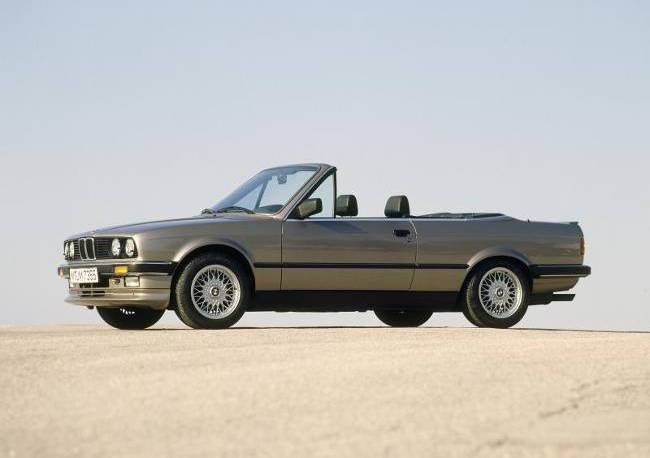 BMW E30 3 Series - 325i Cabrio