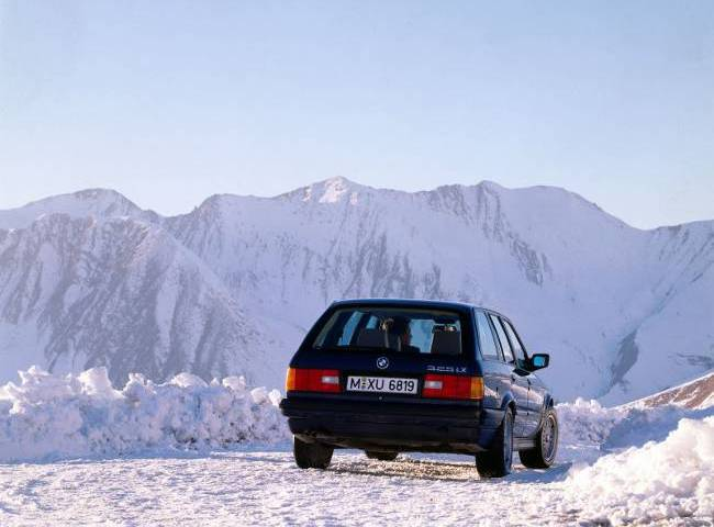 BMW E30 3 Series - 325iX Touring