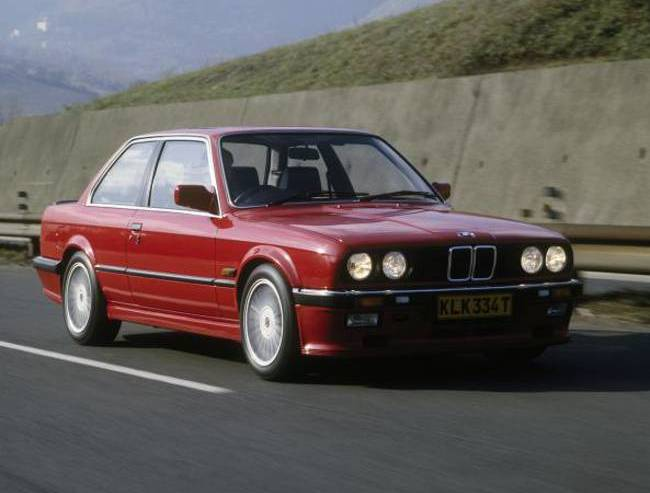 BMW E30 3 Series - 333i Coupe