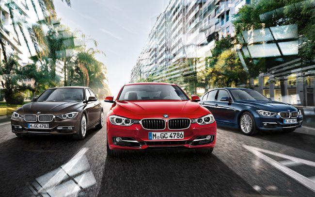 BMW F30 - 6-я генерация 3 серии