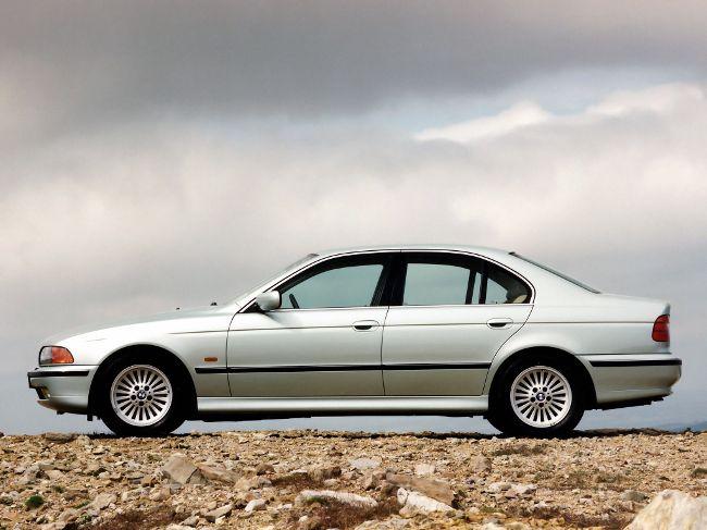 БМВ E39 - элегантный седан 5 серии