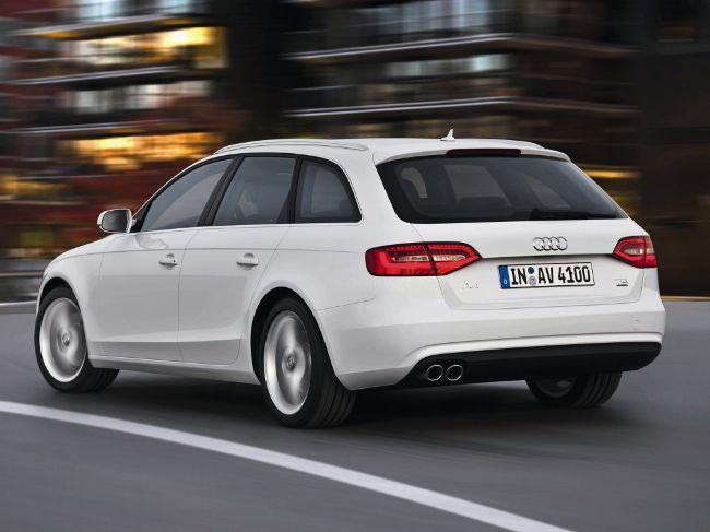 Audi A4 Avant B8 - 2012 г.в.