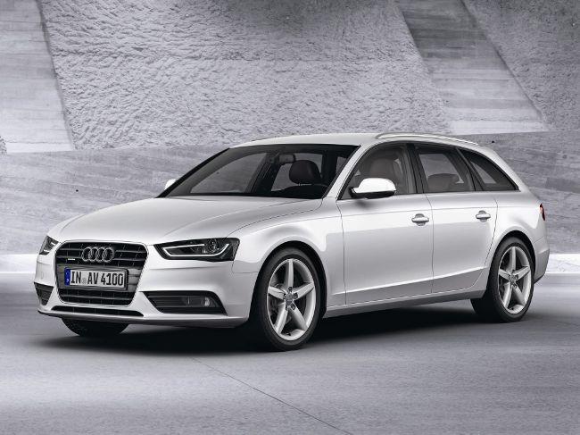 Audi A4 Avant B8 - 2012