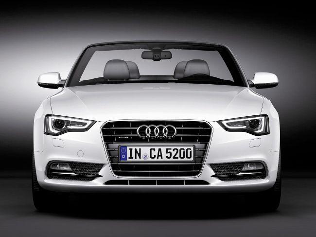 Audi A5 3.0 TDI quattro Cabriolet - 2011