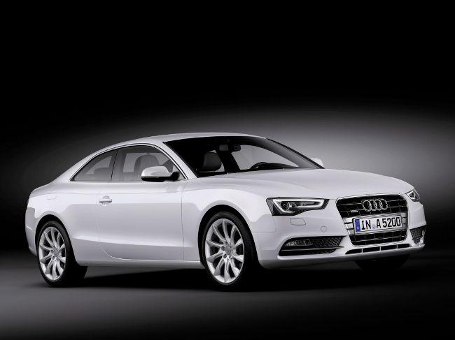 Audi A5 3.0 TDI quattro Coupe - 2011