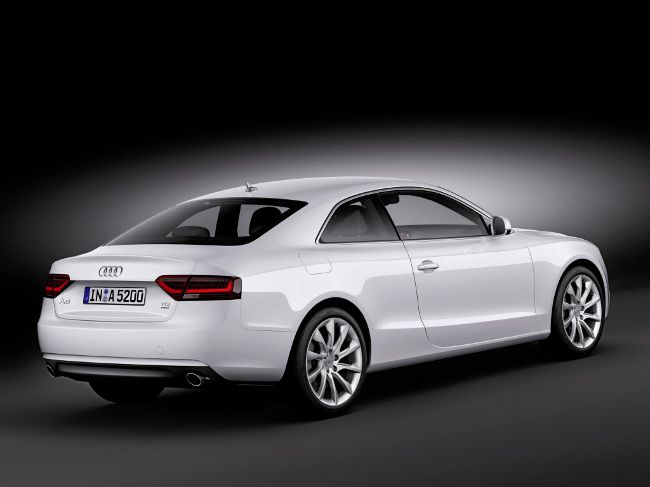 Audi A5 Coupe - 2011