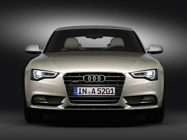 Audi A5 Sportback - 2011 года