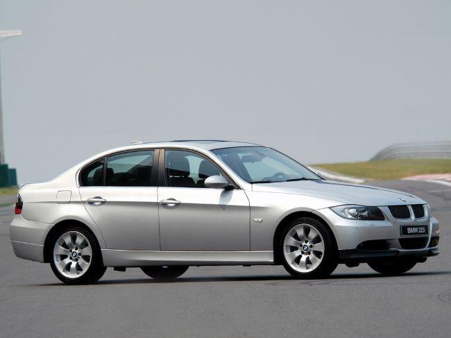 BMW 3 Series E90 Sedan - 2