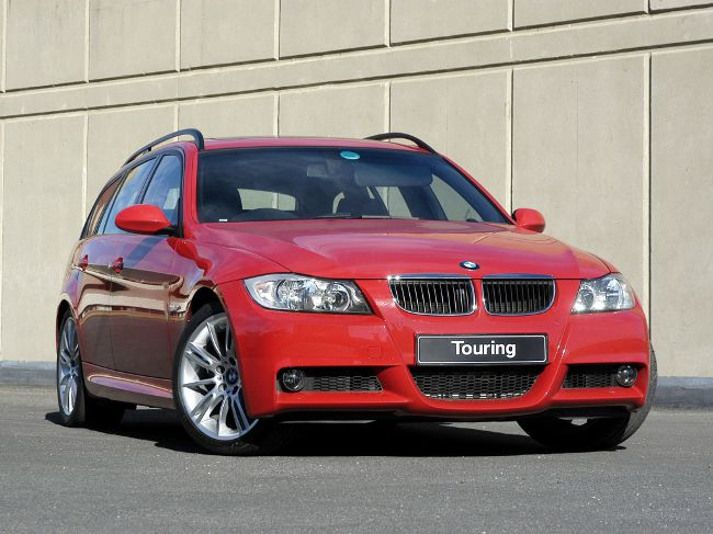 BMW 3 Series E91 Touring - 2