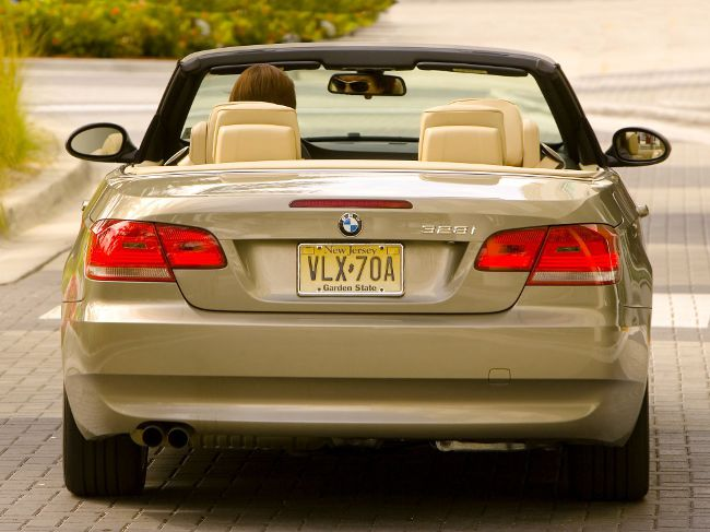 BMW 3 Series E93 Cabriolet - 2