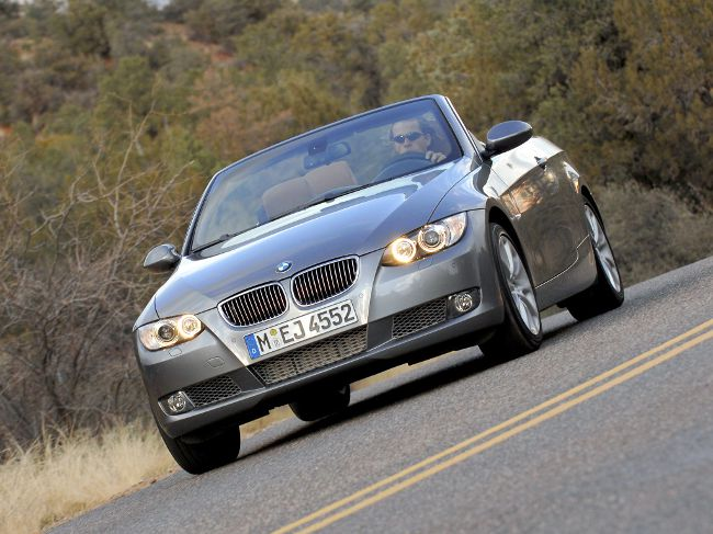 BMW 3 Series E93 Cabriolet - 3