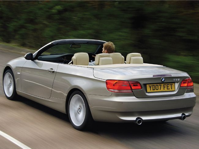 BMW 3 Series E93 Cabriolet - 4