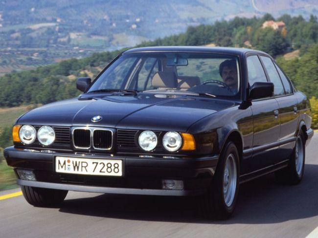 BMW 5 Серии в кузове E34