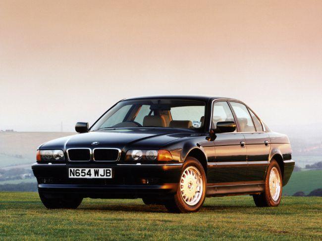 BMW E38 7 Series - 3-е поколение