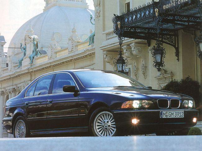 BMW E39 - 4е поколение 5 серии