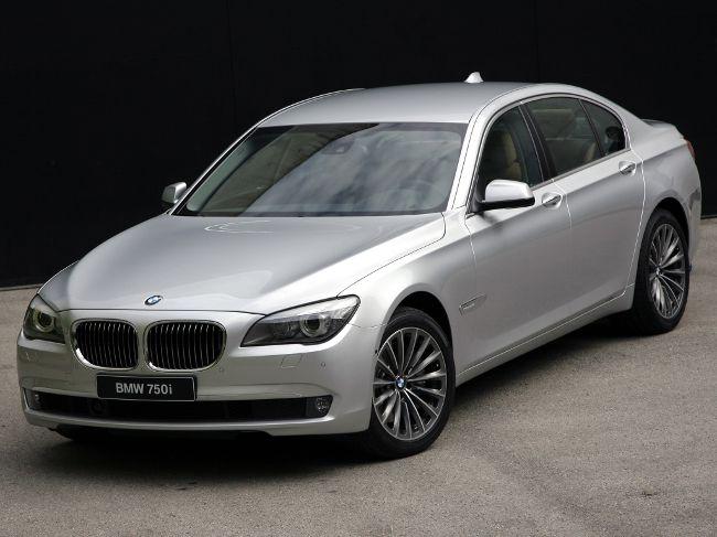 BMW F01 - 5-е поколение 7 серии