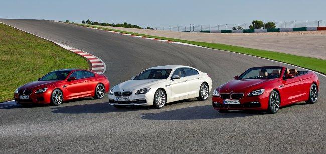 BMW F13-F06-F12 LCI - обновленный модельный ряд 6 серии в 2014 году