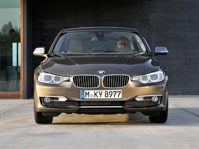 BMW F30 Sedan с пакетом Modern Line