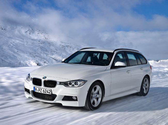 BMW F31 с полным приводом и пакетом M Sport Package