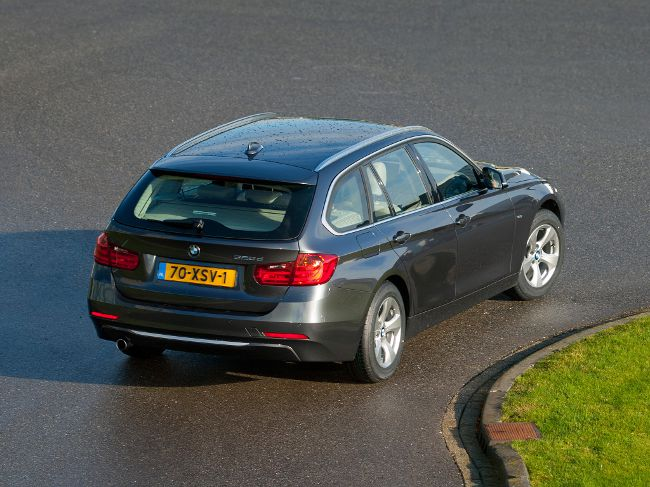 BMW F31 Touring Efficient Dynamics