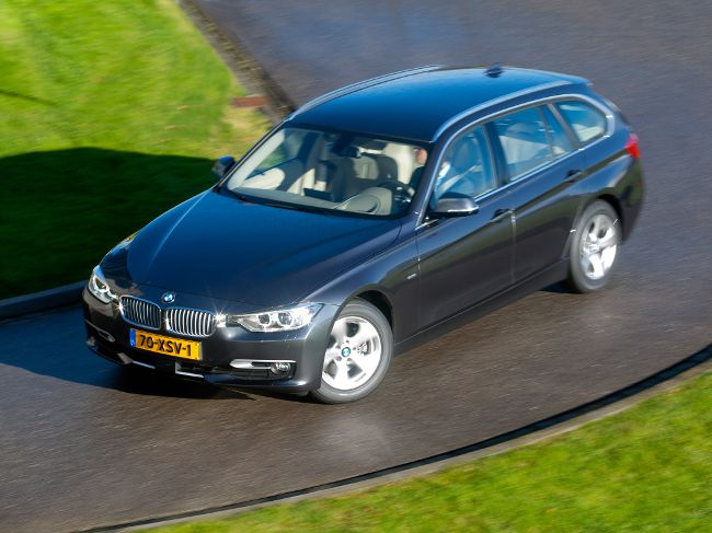 BMW F31 Touring EfficientDynamics Edition