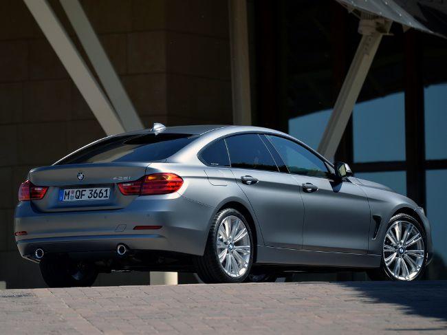 BMW Gran Coupe F36 Individual