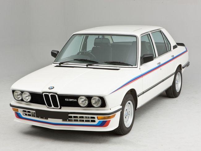 BMW M535i E12 -специальная ограниченная версия